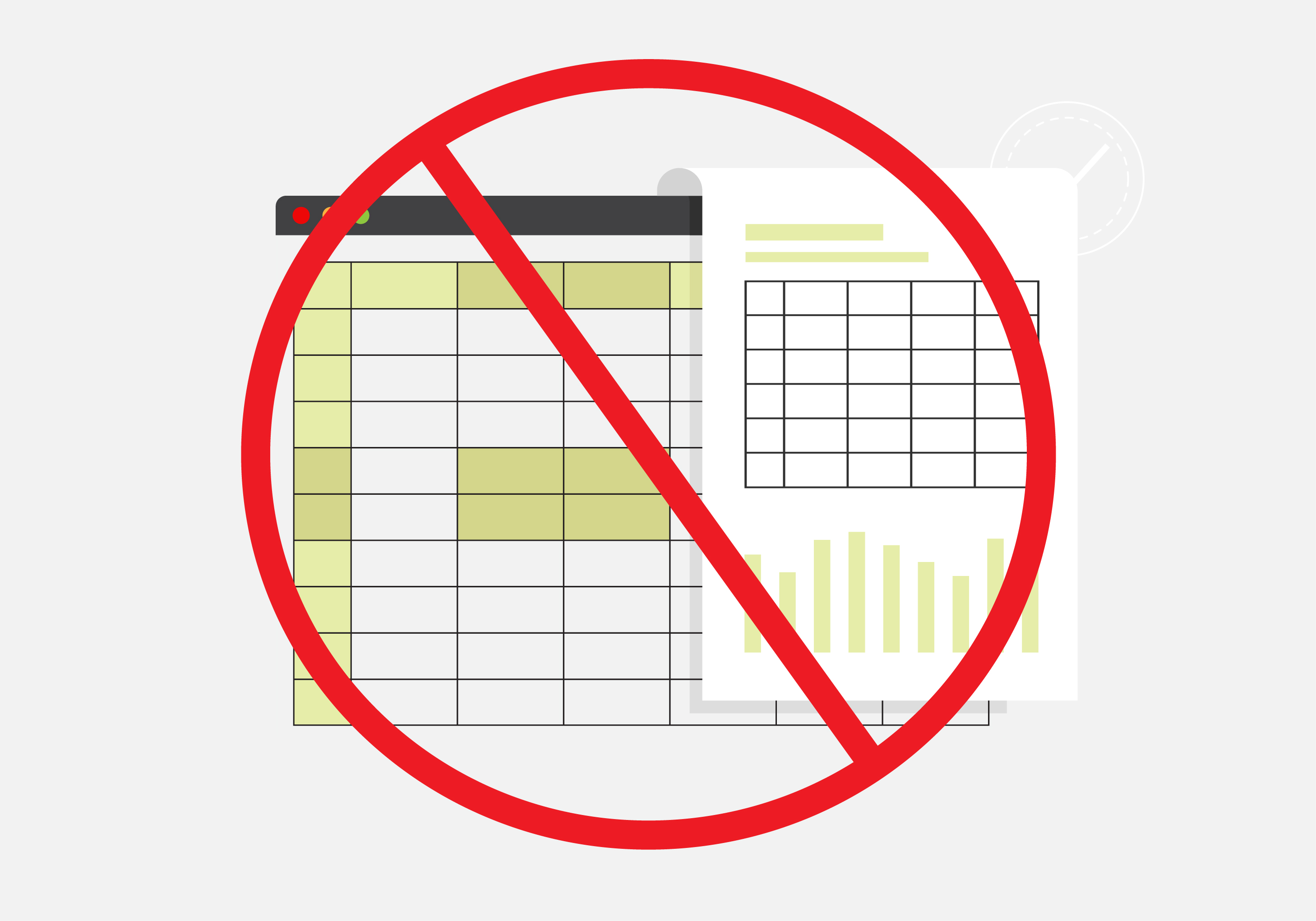 Why you should ditch Spreadsheets to Scale your Business