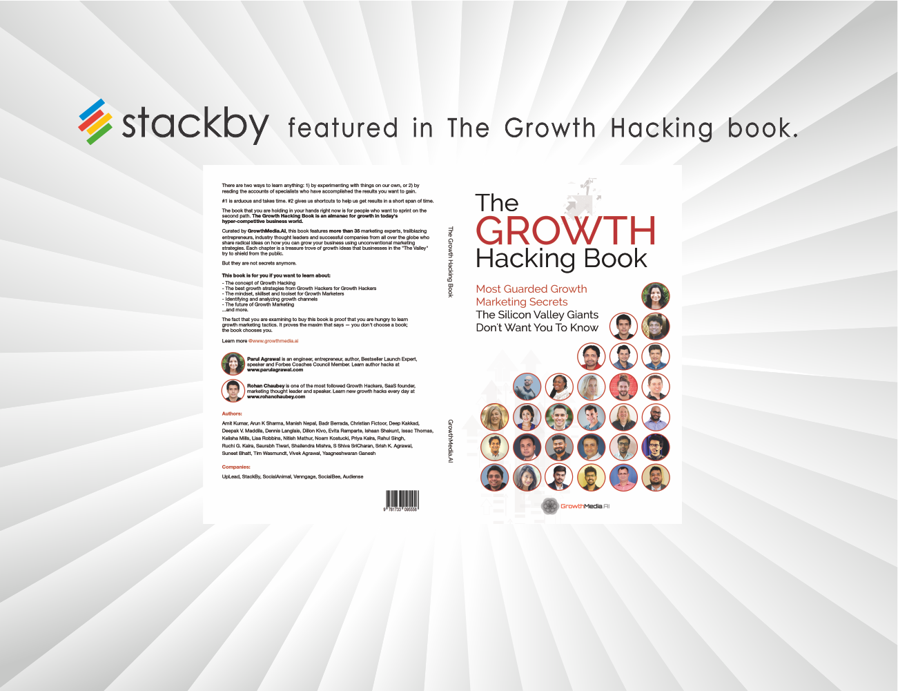 Stackby + The Growth Hacking Book = The Ultimate Growth Hacking Guide