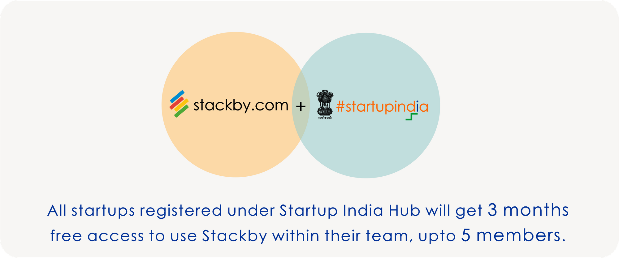 Stackby Partners with Startup India